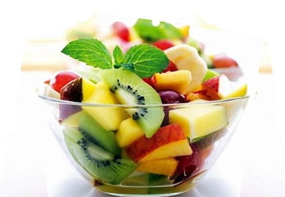 Фруктовый салат «Радуга»