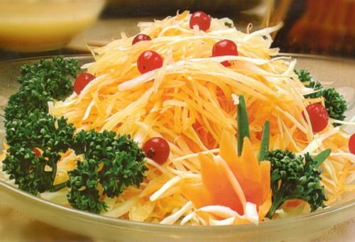 салат из репы рецепты