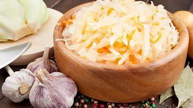 Как заквасить капусту чтобы была хрустящей